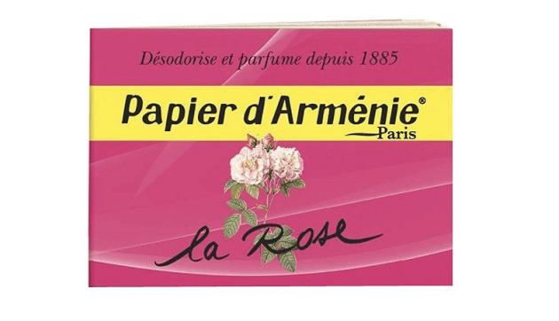 Papier Armenie