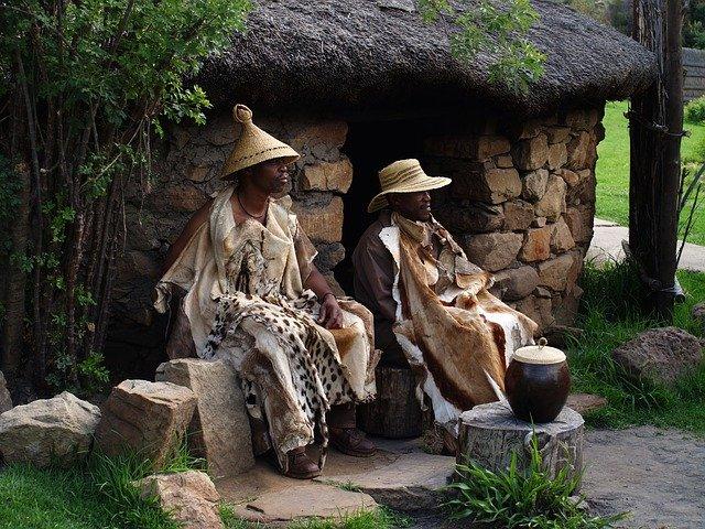 un marabout en afrique du sud